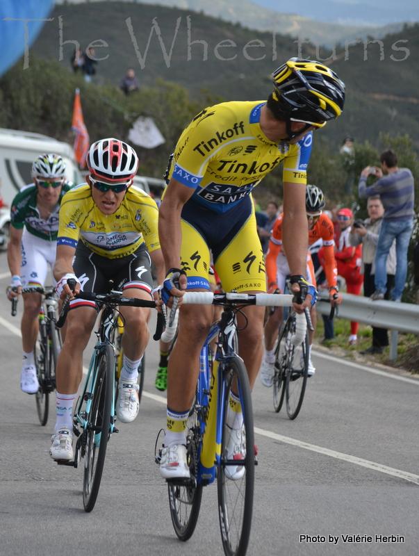 Algarve 2014 Stage 4 finish Malhao (1)