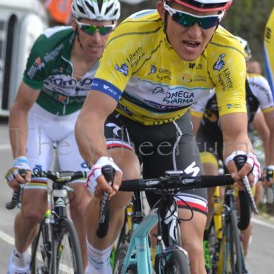 Algarve 2014 Stage 4 finish Malhao (2)