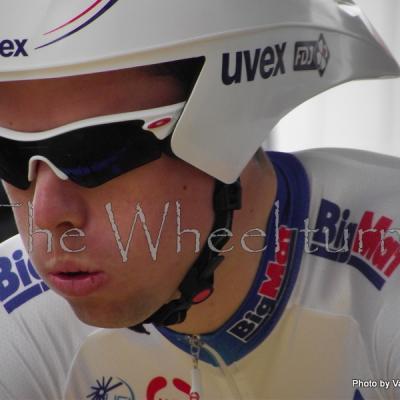 Arnaud Courteille- 3-Daagse West-Vlaanderen 2012 by Valérie Herbin