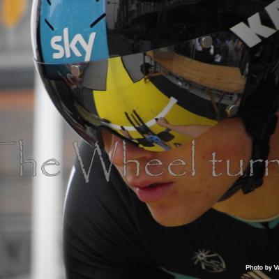 Ben Swift- 3-Daagse West-Vlaanderen 2012 by Valérie Herbin