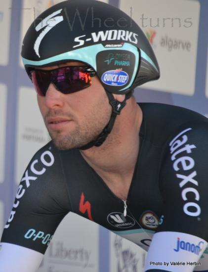 Cavendish- Algarve 2014 Stage 3 CLM Sagres