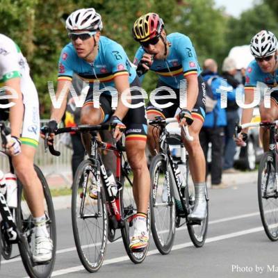 Worlds Championships 2012 Valkenburg by Maryline Haudegon