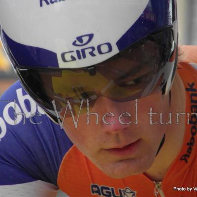 Dylan Van Baarle- 3-Daagse West-Vlaanderen 2012 by Valérie Herbin
