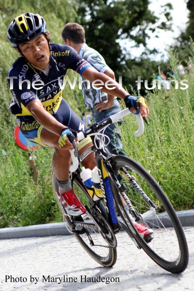 ENECO Tour 2013 Stage 7 by Maryline Haudegon