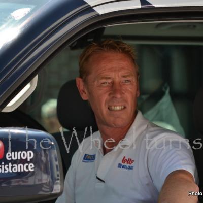 Erik Vanderaerden- Eneco Tour 2012 by Valérie Herbin