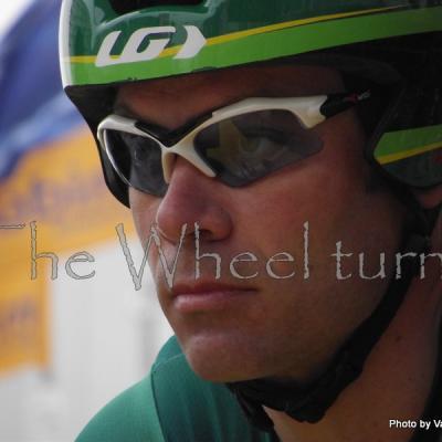 Franck Bouyer- 3-Daagse West-Vlaanderen 2012 by Valérie Herbin