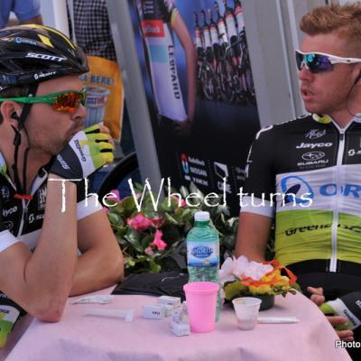 Giro 2012 stage 6 by Valérie Herbin (1)
