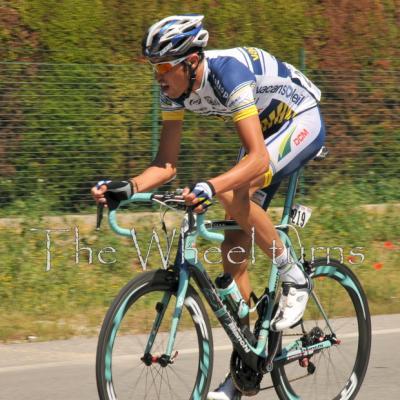 Giro 2012 Stage 7 start by Valérie Herbin (1)