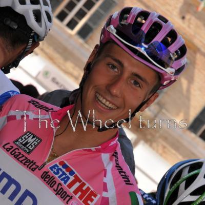 Giro 2012 Stage 7 start by Valérie Herbin (18)