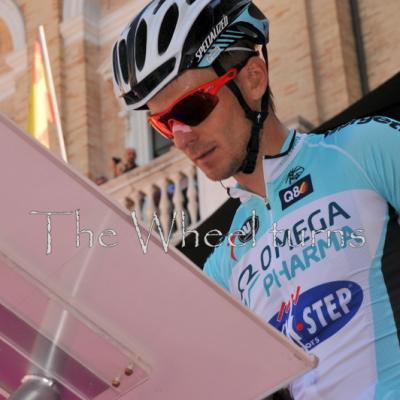 Giro 2012 Stage 7 start by Valérie Herbin (25)