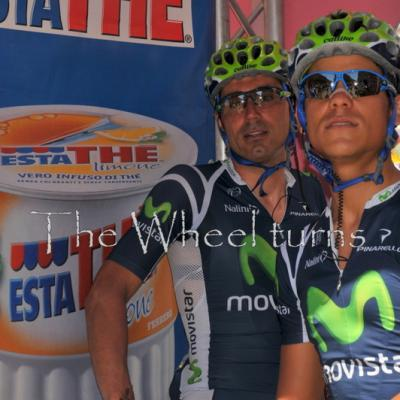 Giro 2012 Stage 7 start by Valérie Herbin (34)