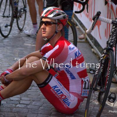 Giro 2012 Start stage 19 by Valérie Herbin (3)