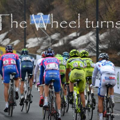 Giro -Stage 14 Cervinia  (16)