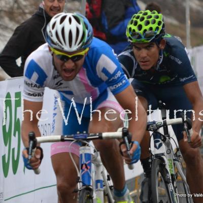 Giro -Stage 14 Cervinia  (2)