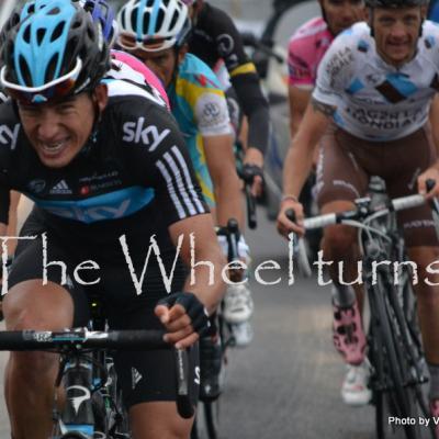 Giro -Stage 14 Cervinia  (3)