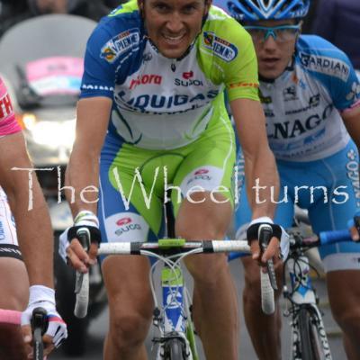 Giro -Stage 14 Cervinia  (4)