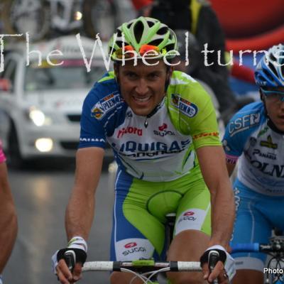 Giro -Stage 14 Cervinia  (5)