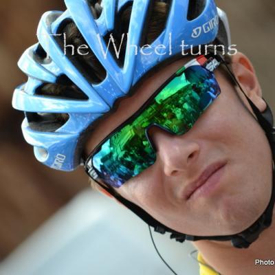 Giro - Start stage 17 by Valérie  (1)