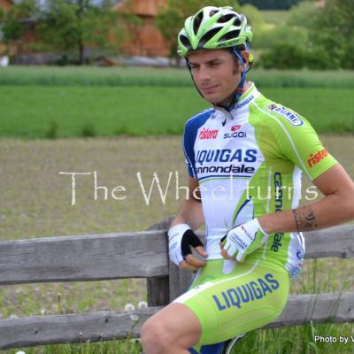 Giro - Start stage 17 by Valérie  (10)