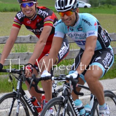 Giro - Start stage 17 by Valérie  (13)
