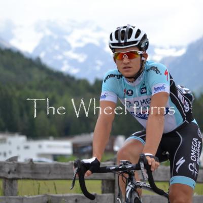 Giro - Start stage 17 by Valérie  (23)