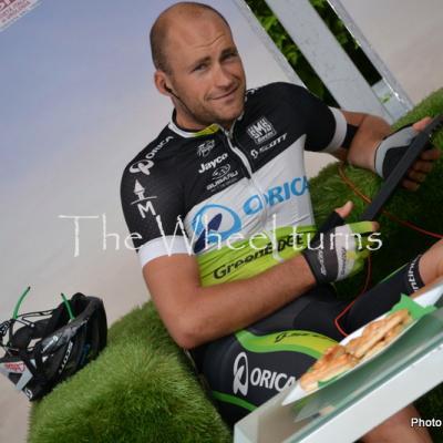 Giro - Start stage 17 by Valérie  (29)