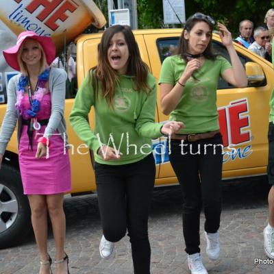 Giro - Start stage 17 by Valérie  (3)
