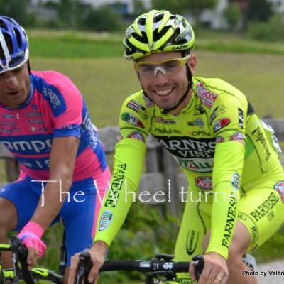 Giro - Start stage 17 by Valérie  (7)