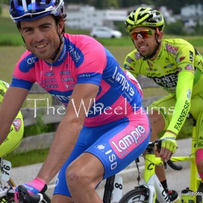 Giro - Start stage 17 by Valérie  (8)