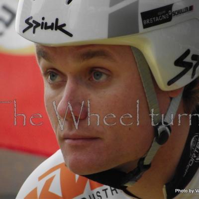 Guillaume Blot- 3-Daagse West-Vlaanderen 2012 by Valérie Herbin