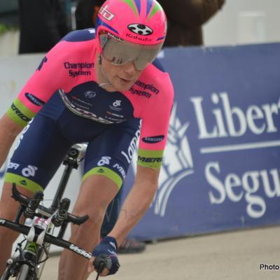 Horner- Algarve 2014 Stage 3 CLM Sagres