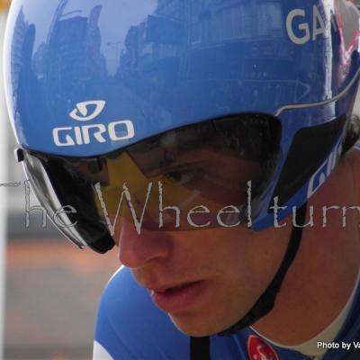 Michel Kreder- 3-Daagse West-Vlaanderen 2012 by Valérie Herbin