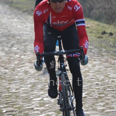 Paris-Roubaix 2013 Reconnaissance (1)