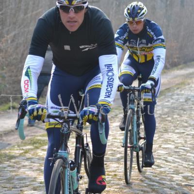 Paris-Roubaix 2013 Reconnaissance (2)