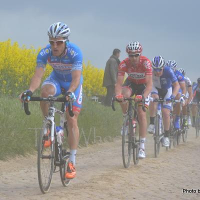 Tim DE TROYER, Paris-Roubaix 2014 by Valérie Herbin (2)