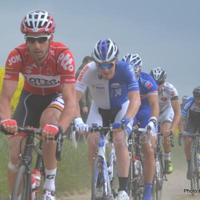 Kenny DEHAES, Paris-Roubaix 2014 by Valérie Herbin (3)