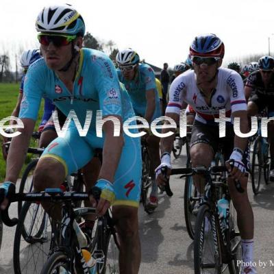Paris-Roubaix 2015 by Maryline Haudegon