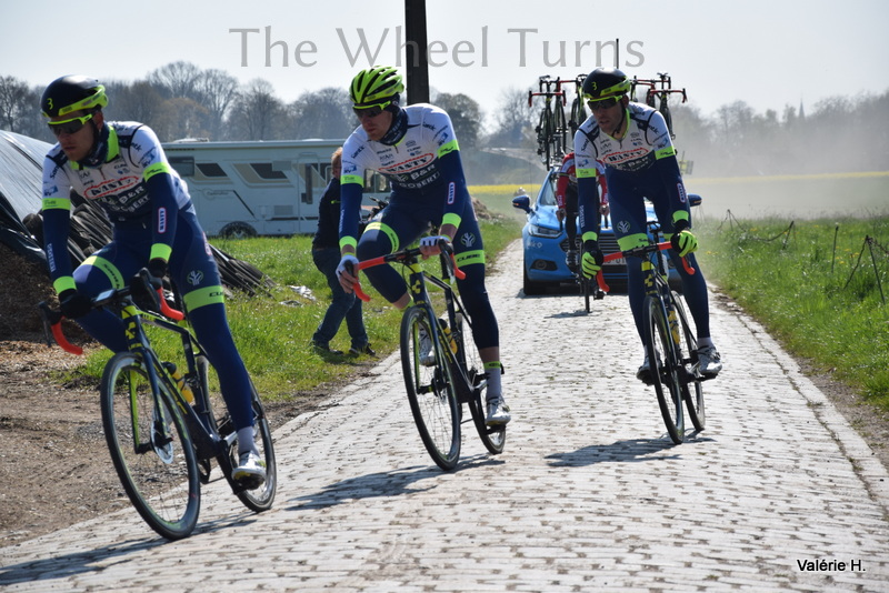Paris-Roubaix 2019 recon (1)
