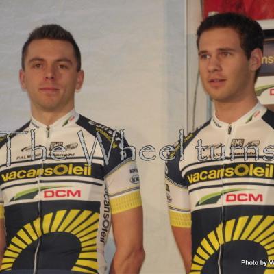 Team Presentations 2012