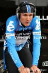 Prologue Paris-Nice by Maryline Haudegon