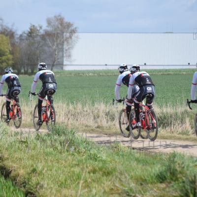 Reconnaissance Paris-Roubaix 2016 by Valérie (39)