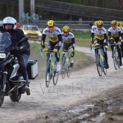 Reconnaissance Paris-Roubaix 2016 by Valérie (40)