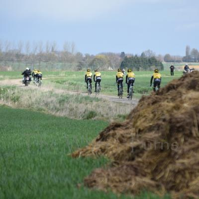 Reconnaissance Paris-Roubaix 2016 by Valérie (41)