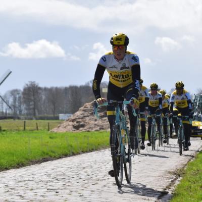 Reconnaissance Paris-Roubaix 2016 by Valérie (48)