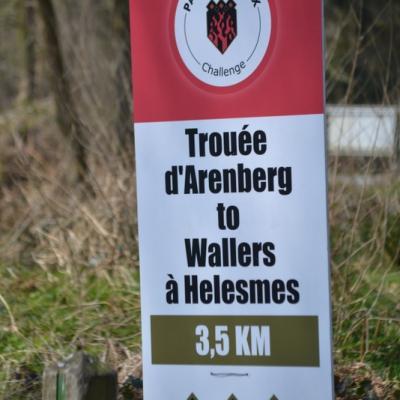 Reconnaissance Trouée de Arenberg (VH) (1)