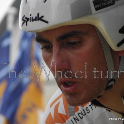 Renaud Dion- 3-Daagse West-Vlaanderen 2012 by Valérie Herbin