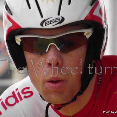 Romain Zingle- 3-Daagse West-Vlaanderen 2012 by Valérie Herbin