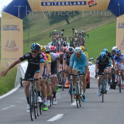 Stage 1 Tour de Suisse 2015 by Valérie (52)