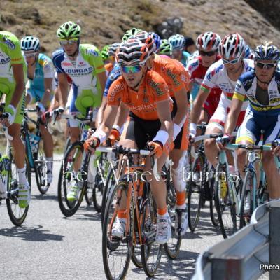 Stage 17 Passo Valparola by Valérie  (8)