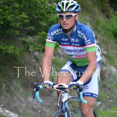Stage 19 at 5 km from the finish Pampeago by Valérie (17)